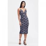 belles of london showing a woman in long blue dress,