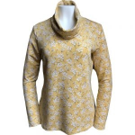british Womenswear, category image showing beige long sleeve top on dummy