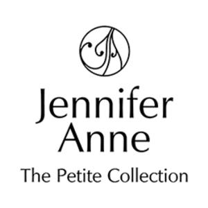 petite womenswear jeniifer anne logo