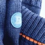 british made menswear category image showing a blue blackshore jumer