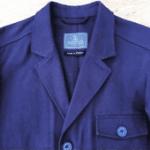sustainable british menswear category image showing a blackshore jacket