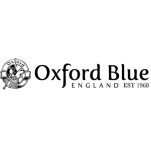 mens clothes made in britain, category image showing oxford blue logo