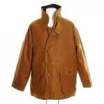 mens clothes made in britain, category image showing a oxford blue brown jacket