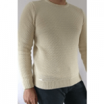 british sustainable menswear category image showing showing raven rock jumper