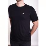british ethical menswear, raven rock black t shirt