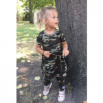 british childrenswear category image girl wearing lttle hero camo outfit