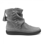 british made womens shoes category image showing a hotter grey womans boot