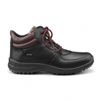 british made womens shoes category image showing a womans black hiking boot