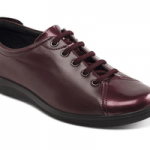 british made womens shoes category image showing a padders womens burgundy shoe