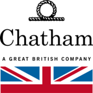womens shoes made in britain category image showing chatham a great british company text image logo