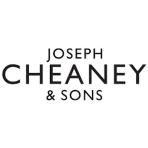 british footwear brands joseph cheaney and sons text logo