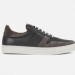 uk mens shoe brands category image showing a goral grey trainer