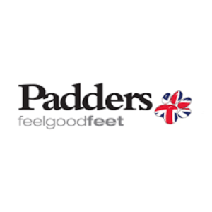 mens shoes made in britain category image showing padders logo