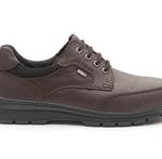 padders comfort shoes brown shoe