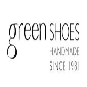 british made mens shoes category image showing green shoes handmade and ethical vegan since 1981 logo