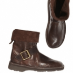 british made mens shoes category image showing a pair of brown ethical handmade boots for men by green shoes