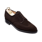 uk mens shoe brands crockett and jones suede shoe