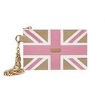 british deigner handbags, category image showing an isabella queen british flag design clutch bag
