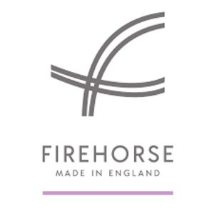 british made bags and accessories category image showing firehorse made in england logo on white background