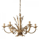Category image showing a besselink and jones gold english lighting chandelier english lighting