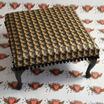 claire swindale home interiors foot stool
