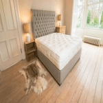 furniture made in uk, category image showing a glencraft bed and mattress