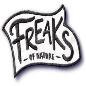 british food and drink category image showing freaks of nature logo