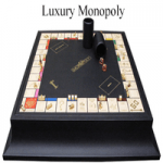 giftware made in britain category image showing luxury monopoly game by geoffrey parker