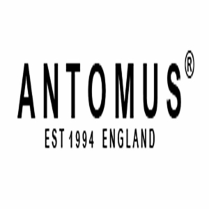 gifts and jewellery made in britain category image showing antomus logo