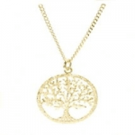 gifts and jewellery made in britain category image showing ntomus gold chain and pendant set