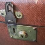 suitcase trains suitcase lock