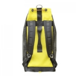 british made sports and outdoor equipment category image showing yellow and black rucksack