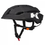 British cycling equipment, Category image showing a black hedkayse cycle helmet