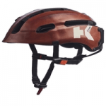 British Cycling equipment, Category image showing a burgundy cycle helmet by hedkayse