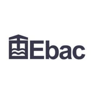british technology category image showing ebac logo and text on white background