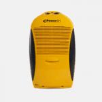 British technology category image showing a yellow ebac dehumidifier