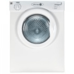 british technology category image showing a tumble dryer made by white knight
