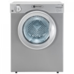 british technology category image showing a white knight tumble dryer in grey colour