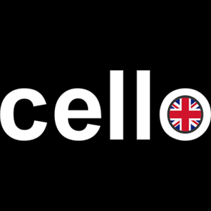 British technology category image showing the cello logo with british flag