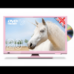 british technology category image showing a pink cello tv 20 inch