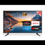 british technology category image showing a cello smart tv 50 inch