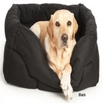dog beds made in britain category image showing a golden retriever luxury dog beds