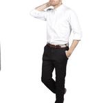 The Cotton London, British Mens Clothing, White shirt