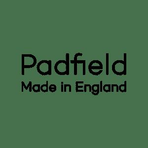 padfield, british made handbags, logo