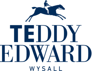 teddy edward clothing, made in britain, logo