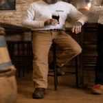hebtroco, british mens clothing, canvas jeans