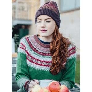 Eribe Knitwear, women's jumper, made in great britain