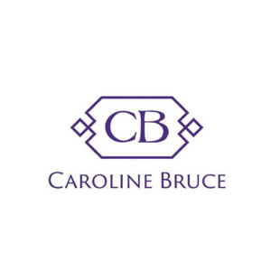 Caroline Bruce, ethical women's clothing, logo, made in great britain