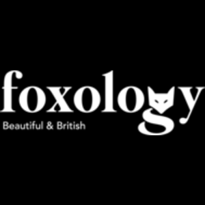 Foxology, Beautul and British logo, made in great britain