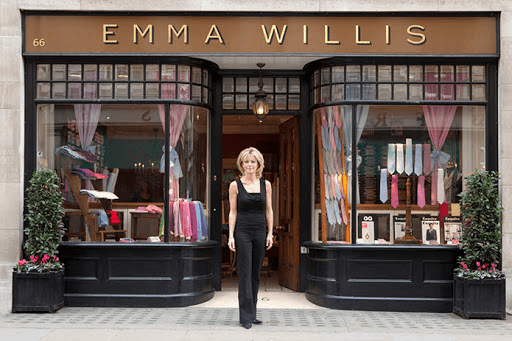 Emma Willis, Shirtmaker, london, best british menswear brands, made in great britain